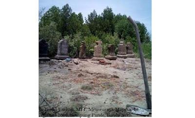 Makam Putri Lada Sicupak Ditemukan