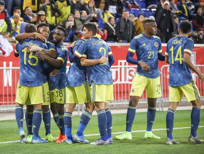 Con lo justo, la Selección Colombia venció a Ecuador en el cierre de los amistosos del 2019