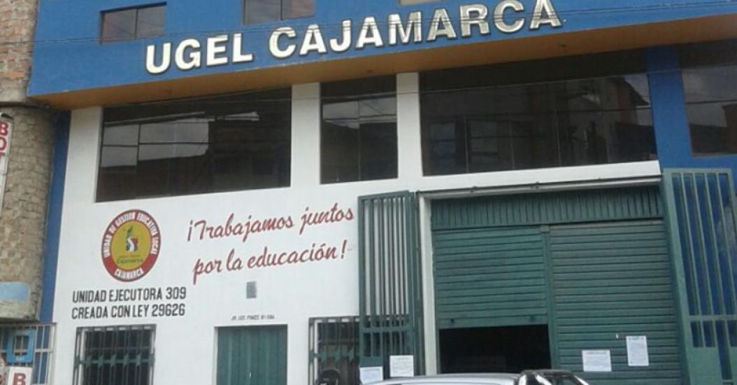 Inician pago de deuda social a más de 400 docentes en la UGEL Cajamarca