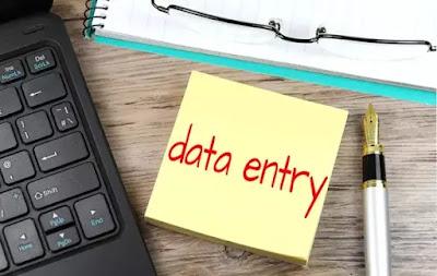 Work From Home Data Entry Clerk Jobs