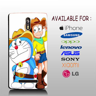 casing hp doraemon 0073