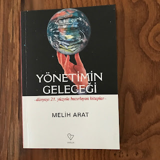 Yonetimin Gelecegi - Dunyayi 21.Yuzyila Hazirlayan Kitaplar