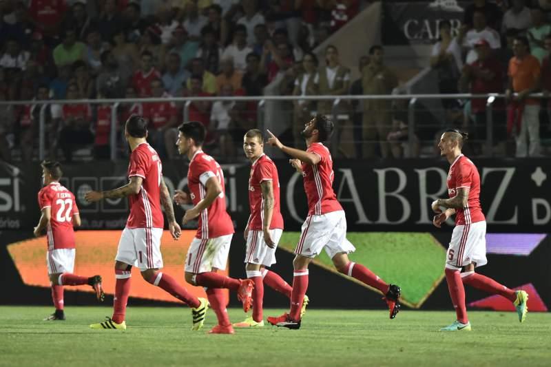 Benfica doit s'imposer face au Nacional Madeira