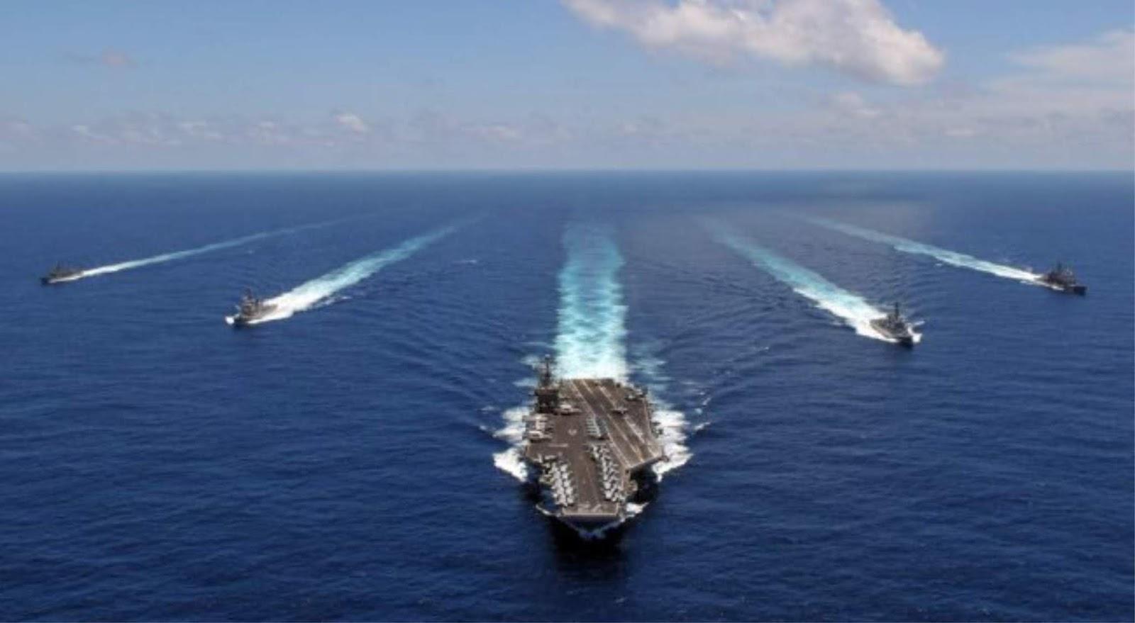 Cina melobi ASEAN untuk latihan militer bersama tanpa AS