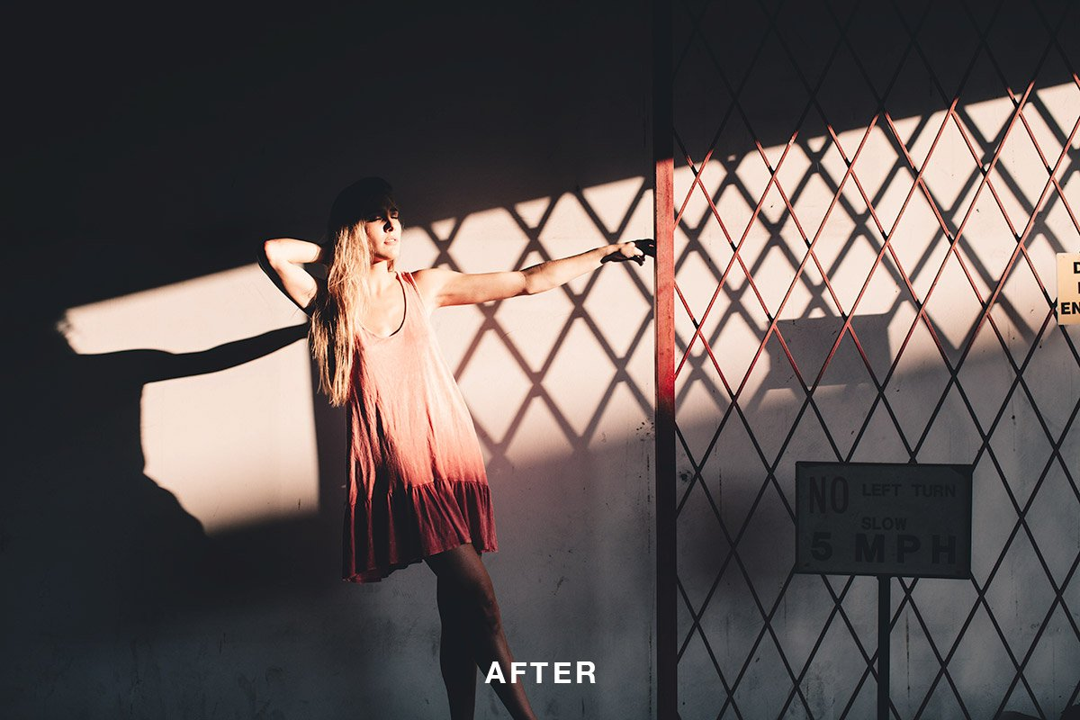 Insta Vintage Presets and Actions for Lightroom and Photoshop (ATN, XMP, LR)