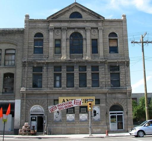 216 Princess Street - Scott Memorial Hall