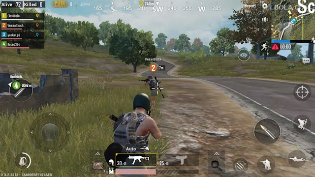 Patch Terbaru PUBG Mode Deathmatch langsung dapat Chicken Dinner