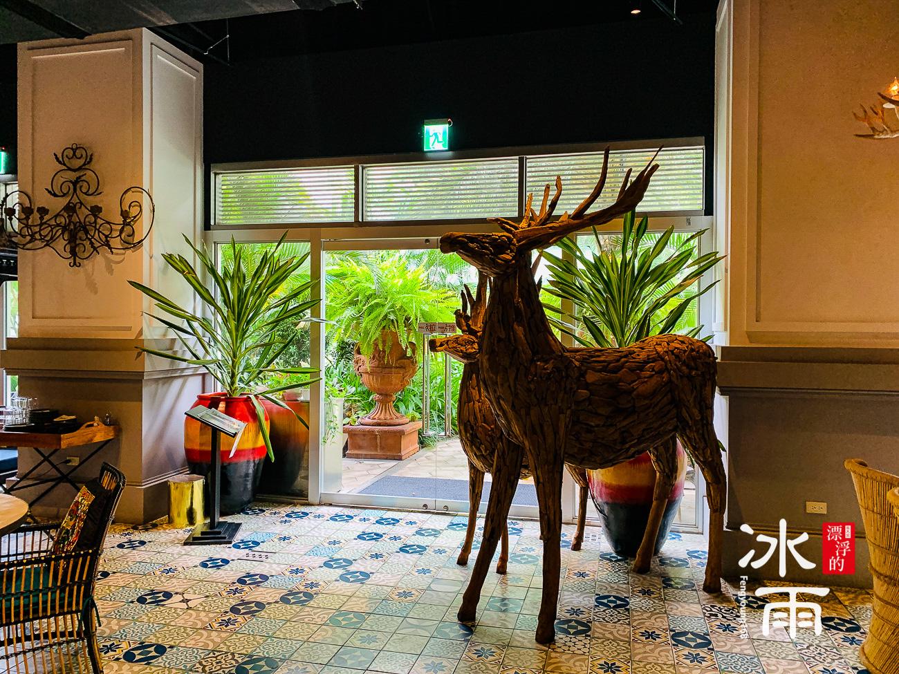 WOOTAIWAN大直ATT店|店內的風景
