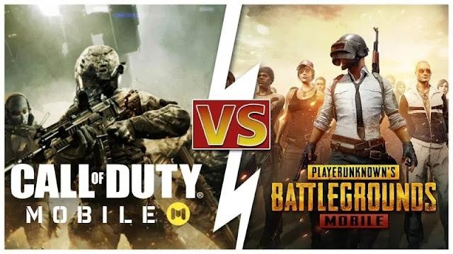 Game Call Of Duty Mobile Mangalahkan Game PUBG Mobile Sebagai Game Populer, Baca beritanya