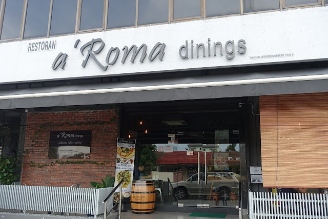 #EatOoo At A'Roma Dinings \\ Food Review