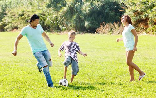 أهمية ممارسة الرياضة للأطفال