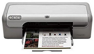 HP Deskjet D2345 Driver free Download - Windows