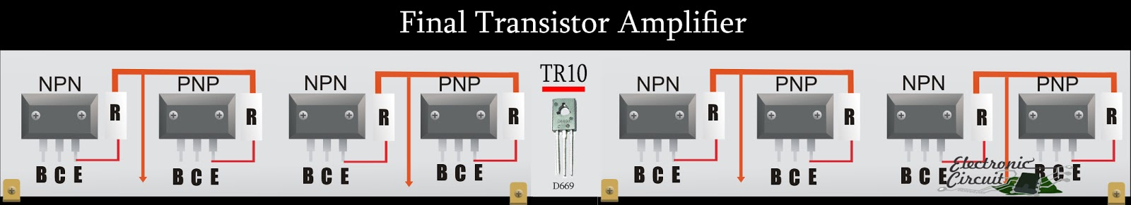 Transistor Booster Amplifier
