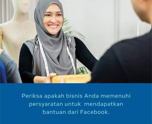 Bantuan UMKM Dari Facebook