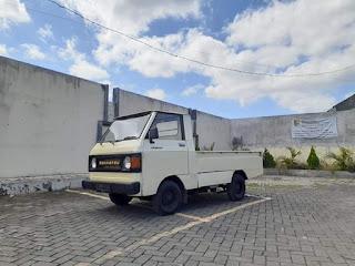 Dijual Rare item Hijet 55 wide (Pickup) 1982