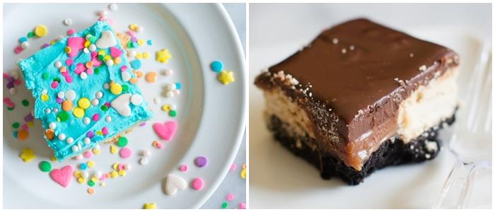 Bake at 350 recipe index: brownies and blondies