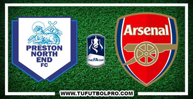 Ver Preston vs Arsenal EN VIVO Por Internet Hoy 7 de Enero 2017