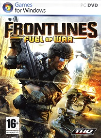 Frontlines Fuel of War Repack By R.G. Mechanics