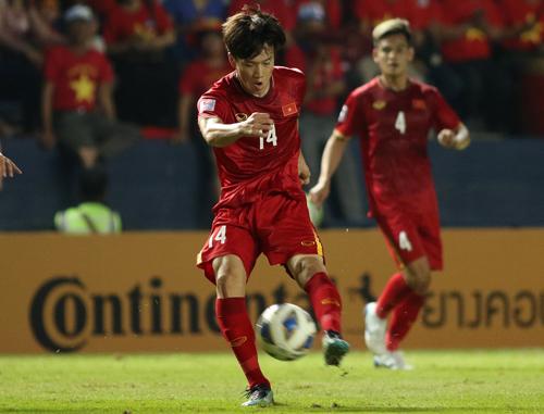 Thống kê báo động về hàng công của U23 Việt Nam