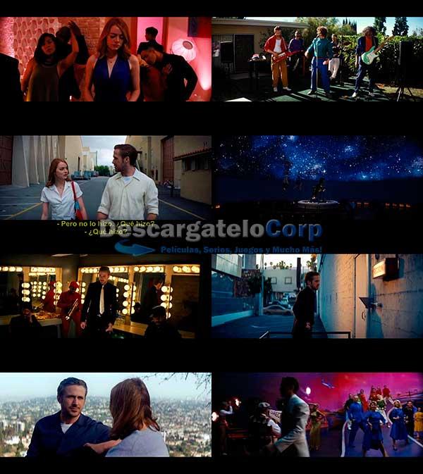 La La Land Una historia de amor DVDRip