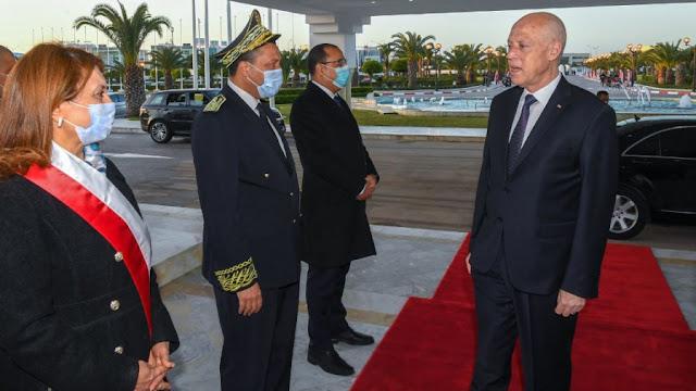 Tunisie: Départ de Kais Saïed : La présidence du gouvernement proteste