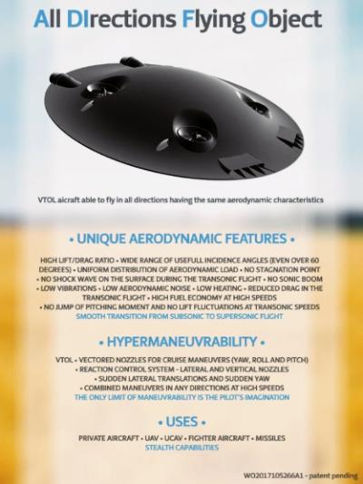 engenheiros criam disco voador, disco voador criado por engenheiros, engenheiros romenos criam disco voador, é criado disco voador funcional, ufologia, disco voador, ovnis, ufos, adifo