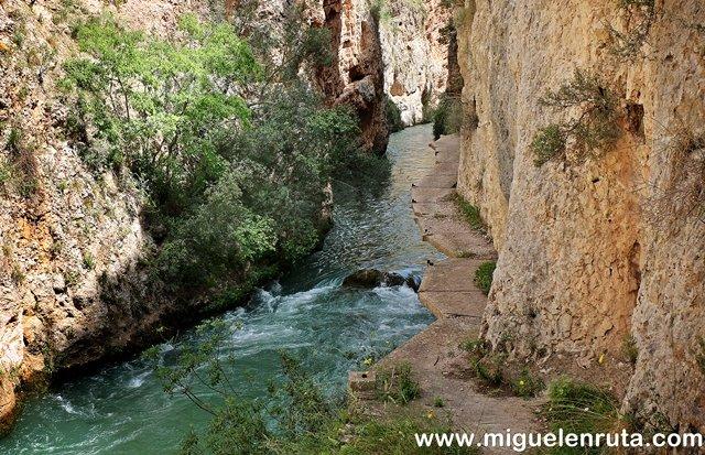Cañón-de-los-Almadenes-Las-Minas-Hellín