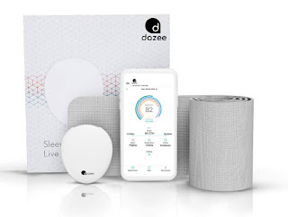 Dozee एक बेस्ट Contactless Health, Stress management, heart & respiratory monitoring