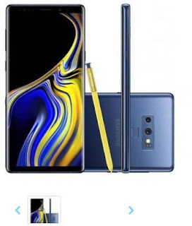 Samsung Galaxy Note 9 Azul