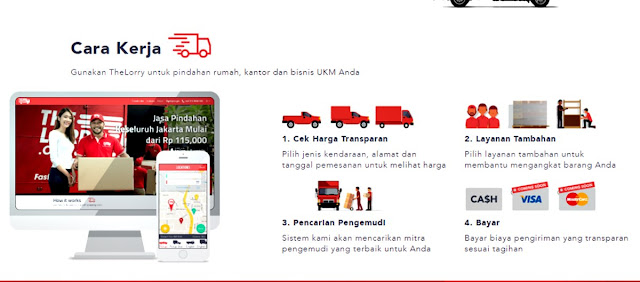 sewa truk engkel