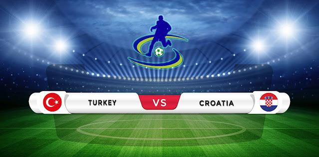 Turkey vs Croatia Prediction & Match Preview