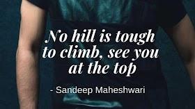 Motivational quote in Hindi by Sandeep Maheshwari