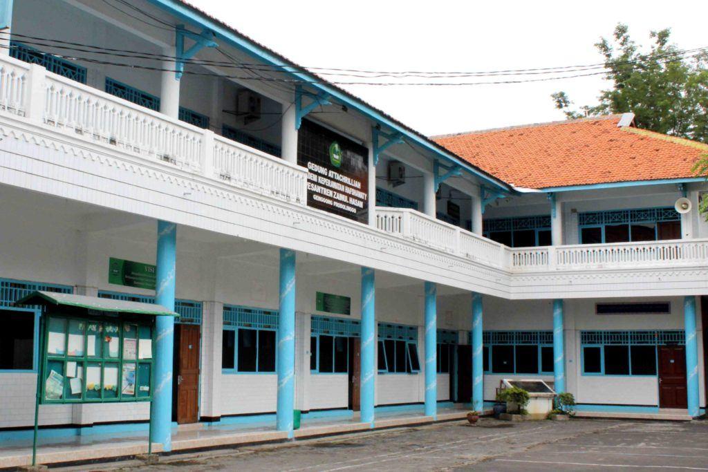 Akademi Keperawatan (Akper) Hafshawaty Zainul Hasan Genggong