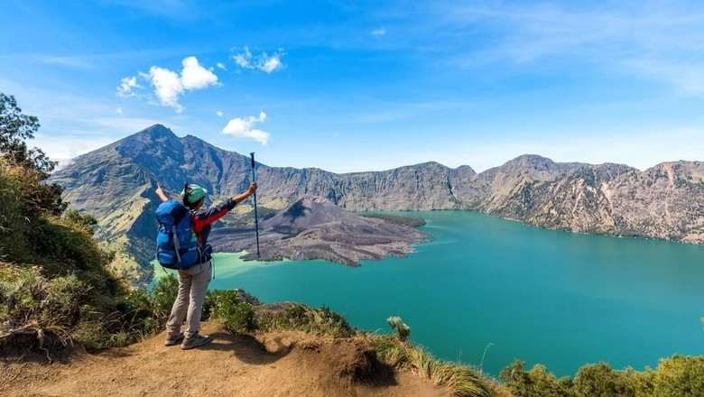 Visit Mount Rinjani, Beautiful Mountain Tourism in Lombok
