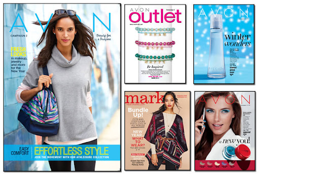 Avon Campaign 2, Avon Outlets, Avon mark magalog, The Online date on this Avon Catalogs 12/23/2015 - 01/08/2016.