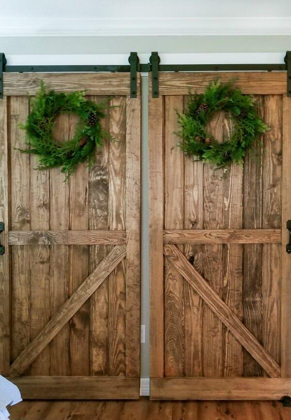 How to Build Barn Doors | DIY beautify