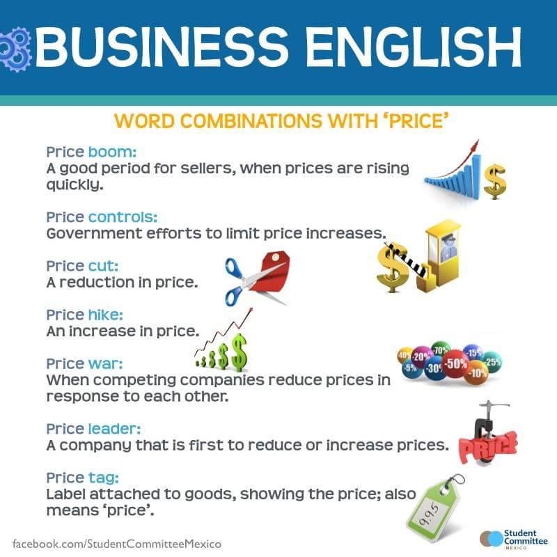 English Honori Garcia: Business Vocabulary