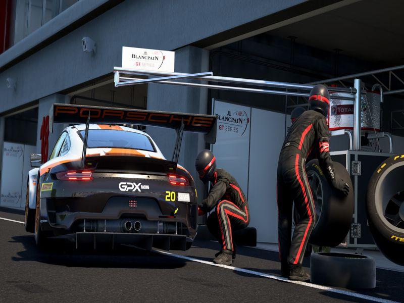Download Assetto Corsa Competizione Game Setup Exe