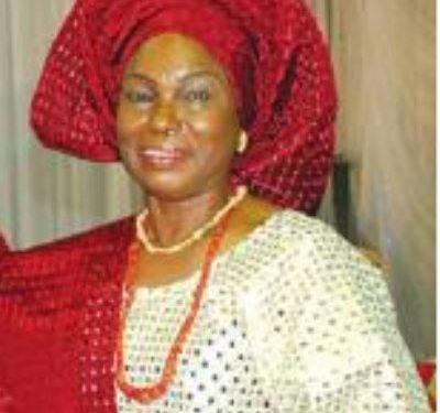 Wife of OAU ex-VC, Afolasade Omole, dies