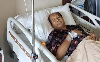 Jenazah Sutopo Dimakamkan dengan Tradisi Kedinasan BNPB Indonesia