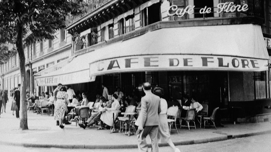 Image result for cafe de flore