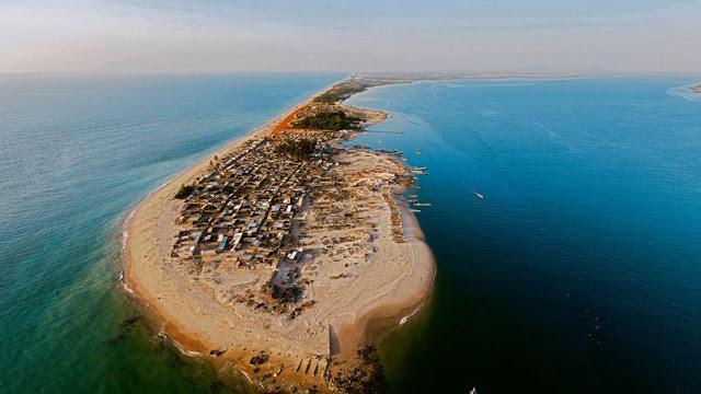 LA POINTE DE SANGOMAR : Tourisme, hôtel, plage, culture, vacance, parcs, LEUKSENEGAL, Sénégal, Dakar, Afrique