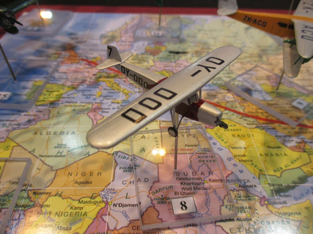 1/144 Scale ModelWorld diecast metal aircraft miniature