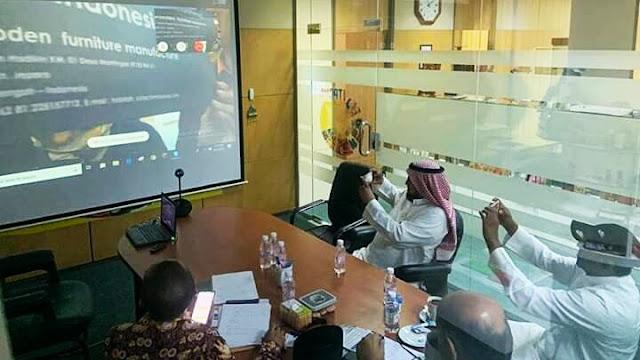Online Business Matching KJRI Jeddah