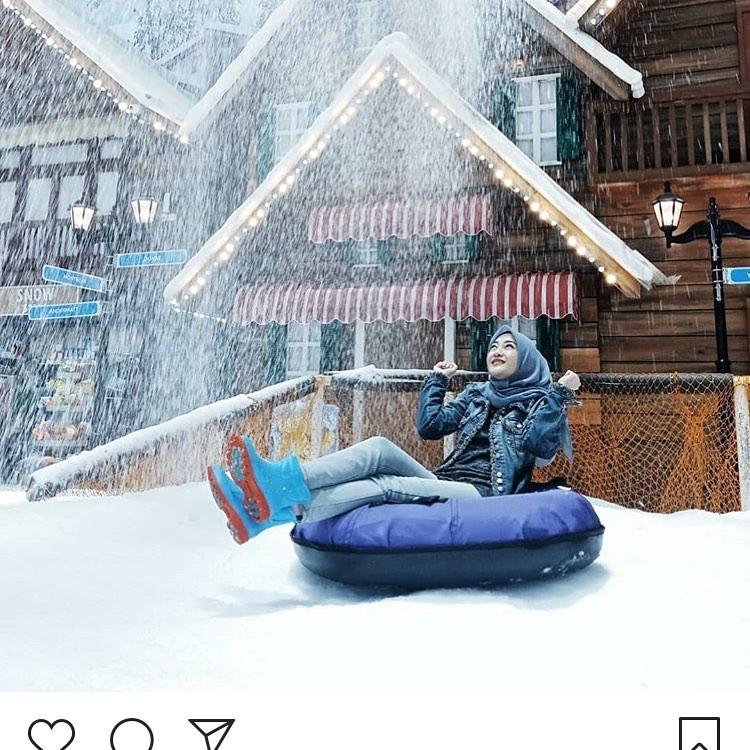 Harga Tiket, Jam Buka Trans Snow World Juanda Bekasi