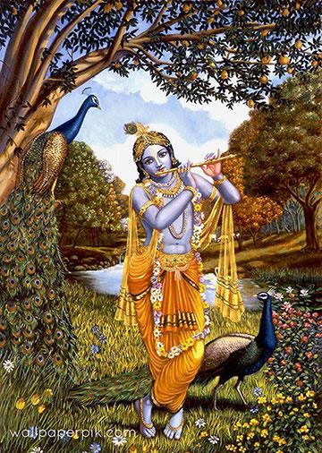 भगवान कृष्ण फोटो डाउनलोड