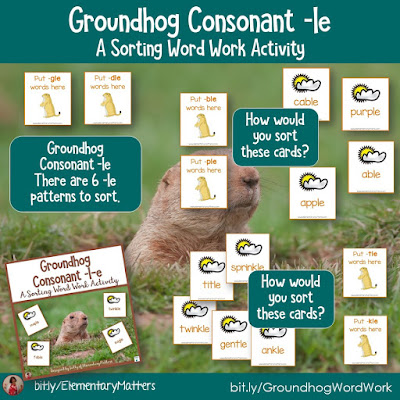 https://www.teacherspayteachers.com/Product/Groundhog-Consonant-le-5156750?utm_source=Feb%20blog%20post&utm_campaign=groundhog%20cle