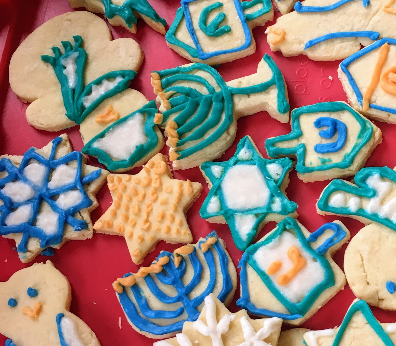 Dueling Holiday Cookies