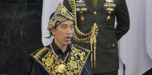 Pidato Kenegaraan Jokowi Sebatas Memberi Harapan Tanpa Realisasi Yang Jelas