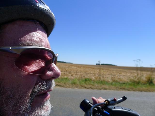 De Paris à la Rochelle en vélo couché, sur la véloscénie
